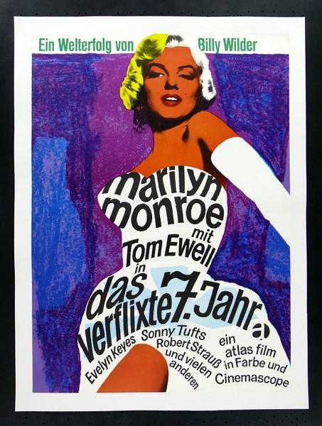 肝儿颤级:你收藏那么多经典的手绘电影海报,你七姑