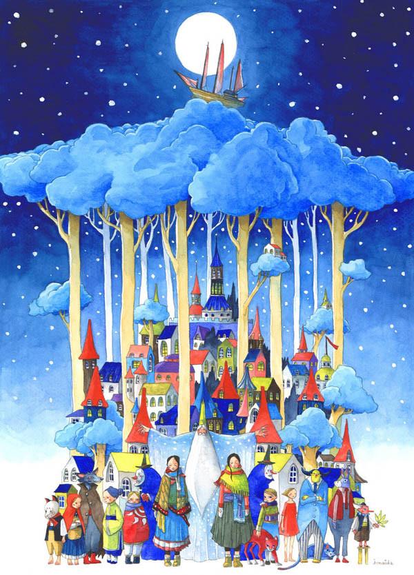 找回属于自己的童话王国