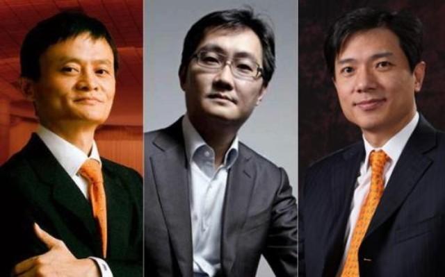马云,马化腾,李彦宏等商业大佬的爸爸们都是什么背景?