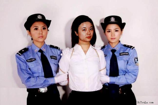 中国最漂亮的美女死刑囚犯