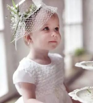 妈妈必学儿童发型扎发 打造俏皮小公主