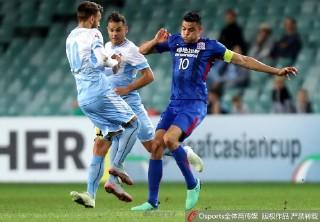 亚冠H小组第6轮 悉尼FC 0-0 上海申花_直播间_手机新浪网