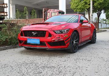 释放天性 Mustang升级CGW阀门排气