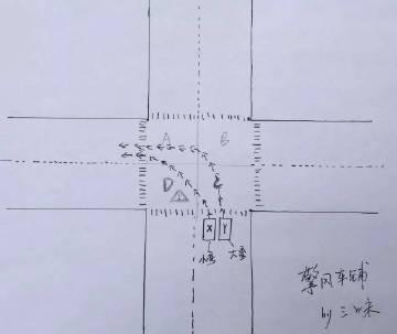 有红绿灯的十字路口怎样左转弯最安全?-新浪汽车