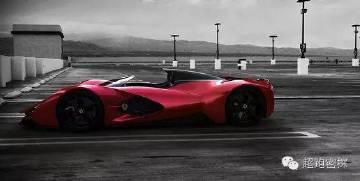 世界上最帅的法拉利跑车图片