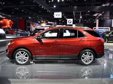 比昂科威豪华,雪佛莱全新SUV标配9AT定性廉价高配车