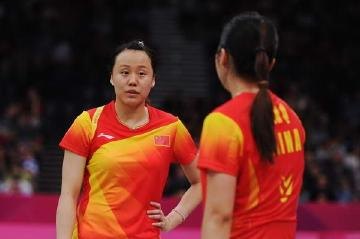 中国最稳一金也悬了?曝羽球女双二人不和!