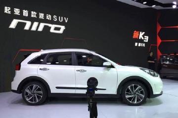 广州车展—起亚首款混动SUV Niro将于广州车展亮相