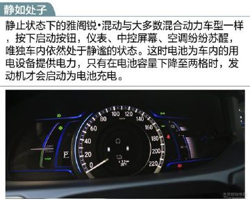 试驾广汽本田雅阁锐混动:低油耗与高动力兼得