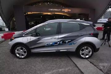 微博 Qzone 微信 海外试驾雪佛兰Bolt EV:未来的平民首选
