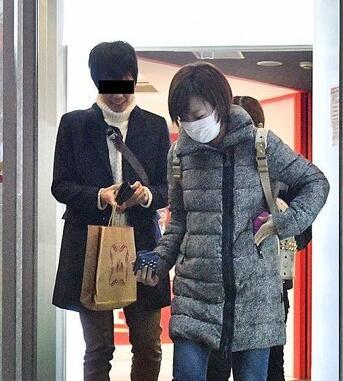 石川佳纯恋情曝光:男友1米85,下雪天一起唱歌撸串