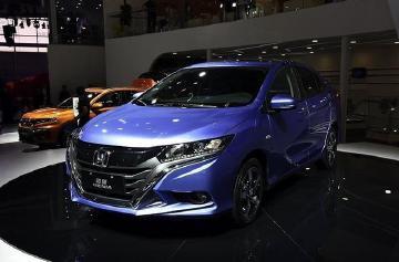 这个市场不缺对手 双车战略下的东风本田竞瑞竞争力在哪