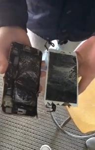 起火+自动关机,苹果手机怎么了?