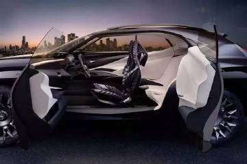 汽车透明结构图