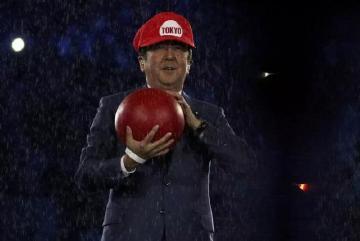 安倍晋三亲自当东京奥运会形象大使,你给几分?