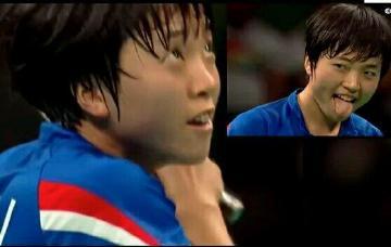 还记得那个圈粉无数的朝鲜妹子金宋依吗?其实她在中国打球!