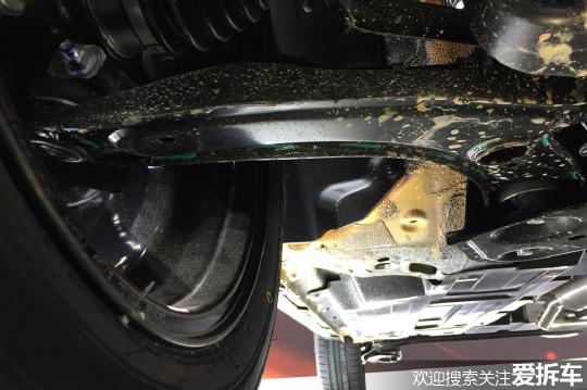 汽车空调有几部分结构图解
