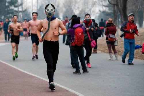 雾霾天锻炼需小心!谨记这些才能健康锻炼