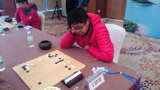 第11届江西业余围棋联赛战罢排位赛 伟梦集团为江西围棋构建梦想