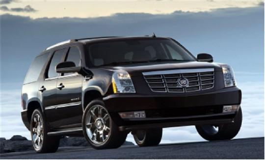 不要只知道路虎 看看下面5款SUV中的巅峰王座