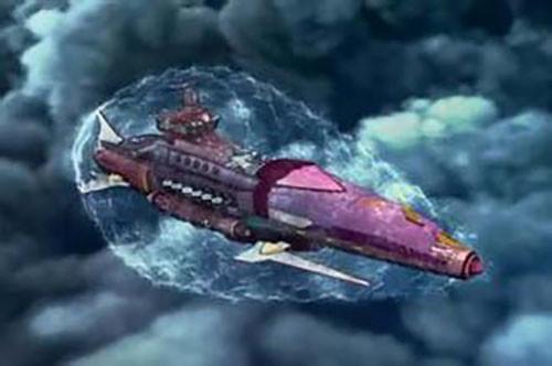 梦幻成真,科幻片中的防御武器-力场防护罩