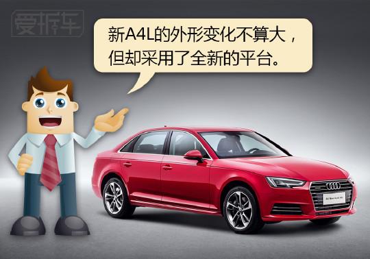 乞丐版也能实现大变身,新A4L买哪个配置最划算?