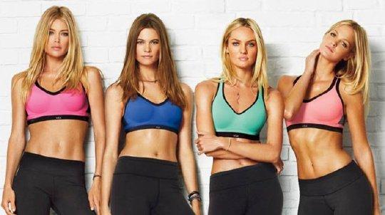 以是,想要有美丽的马甲线和上翘的臀部,不要再只做有氧静止啦!从如今开端,参加到力气锻炼中来!