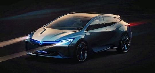 星怀天下 | 汇总广州车展新能源车型 SUV车型占半数