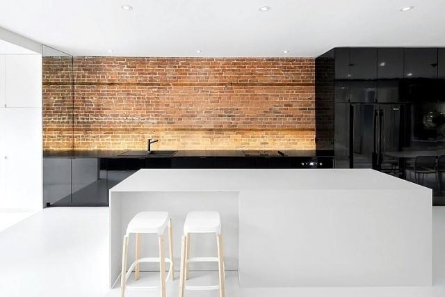 墙壁设计元素四:木材