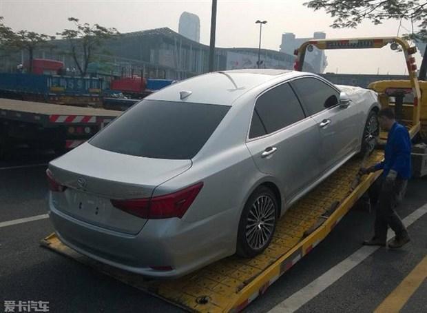 2014广州车展探馆:一汽丰田全新皇冠
