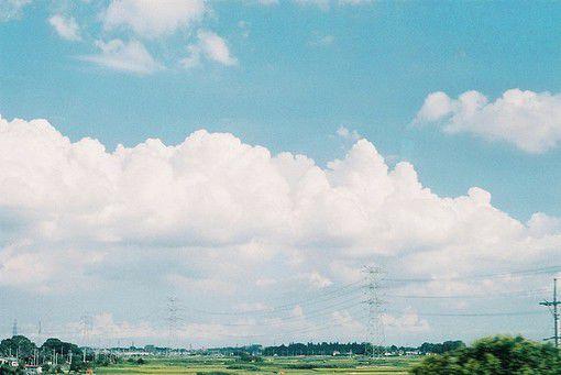 夏了夏天 日系风格意境小清新图片