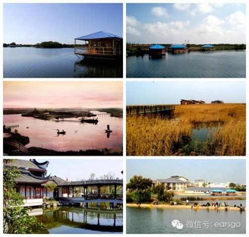 据说瀛东村是崇明岛中离上海市区最近的景点