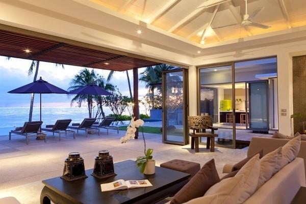 泰国苏梅岛inasia度假别墅