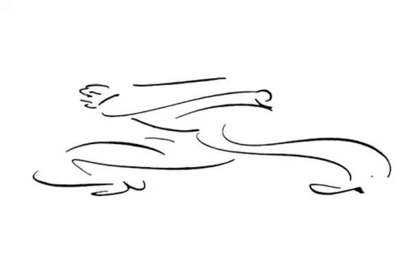 手绘 线稿 600