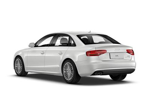 奥迪A4L促销 最高现金优惠9.5万元
