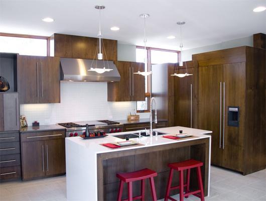 厨房装修知识 小户型节省空间的解决方案