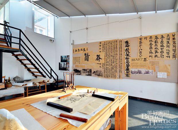 徐冰:工作室里的生活艺术