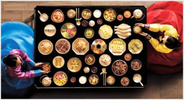 奇葩美食背后的韩国饮食文化