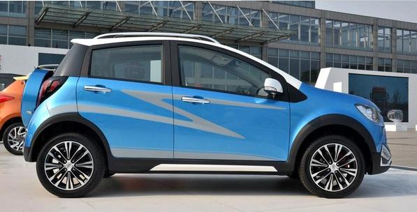 超小型SUV 瑞风S2 mini 本月上市