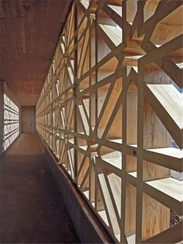 【建筑细节】木结构-工业设计小站-视觉资讯