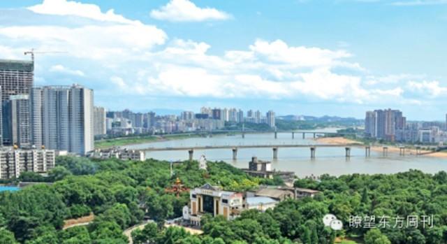 寻找城市发展的新动力——专访株洲市长毛腾飞 城市