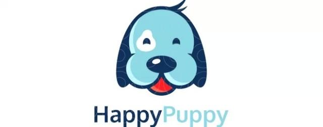 宠物狗logo设计 有爱的设计师