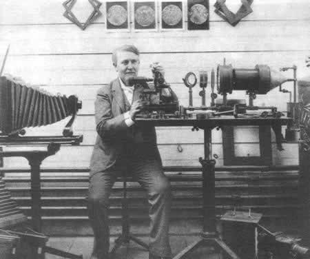 爱迪生发明电灯的时间 爱迪生发明电灯的时间资源 爱迪生发明电灯的