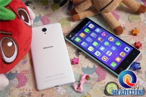 """时尚产物""""萌时代"""" 海信i632m智能手机评测"""