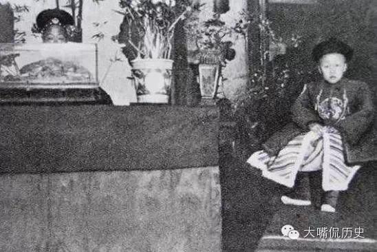 末代皇帝溥仪的绝版老照片