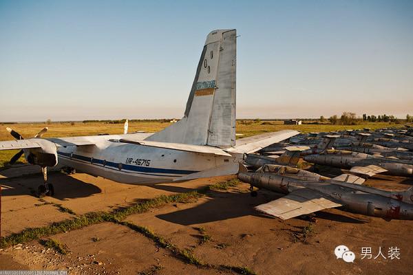 11,乌克兰,废弃飞机场
