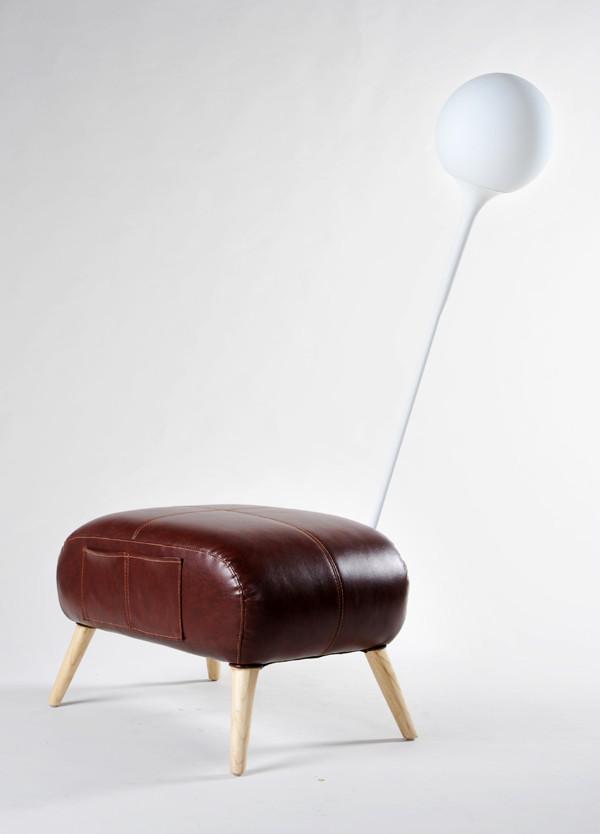 回忆过去--广州美术学院往届本科毕业展-个性家具设计作品