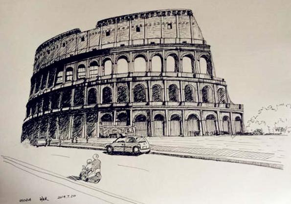 ◢在手机上学习手绘,纯粹零基础,也可以画得很好!