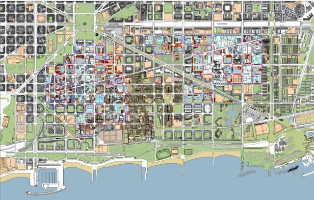 【城市规划案例超详细】西班牙巴塞罗那图片