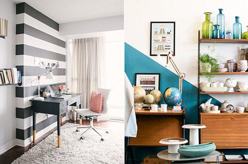 关于家居墙面设计的13个灵感创意